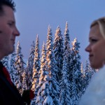 Geoff & Shannon's Silver Star Mountain Resort Wedding