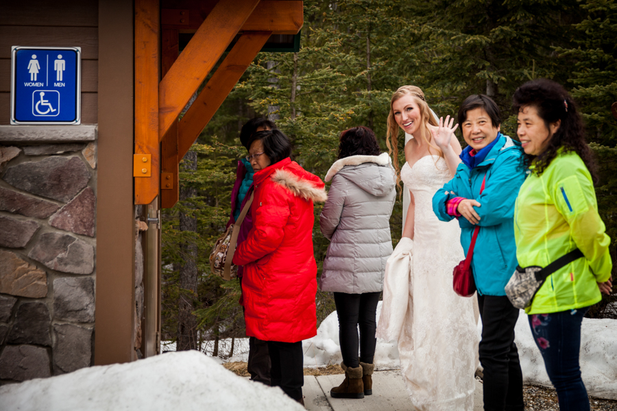 Emerald Lake Lodge Wedding -12