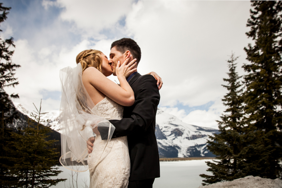Emerald Lake Lodge Wedding -9